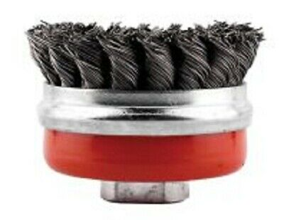 RS Pro TWIST WIRE CUP BRUSH 65mm Diameter, M14x2mm Fixing 12500rpm • 40.80£