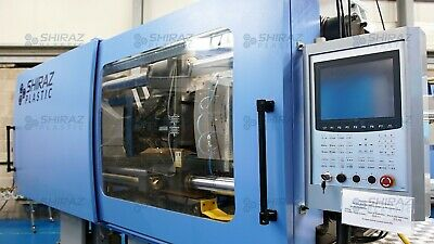 New 80 Ton Injection Moulding Machine • 19,000£