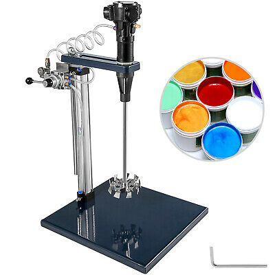Pneumatic Mixer Automatic Paint Mixer 20L 5 Gallon Drill Paint Mixer Stirring • 129.98£