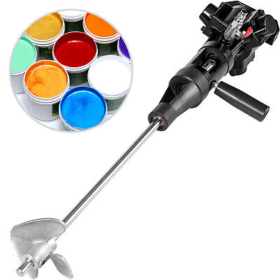 Pneumatic Mixer Paint Mixer 5 Gallon 20L Drill Paint Mixer For Stirring Paint • 72.99£