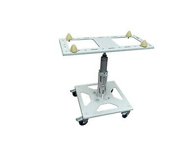 Gibbs Sandtech     MOBILE HEAVY DUTY SPRAY TABLE   Free Delivery  • 492£