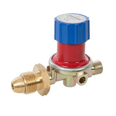Gas Adjustable Regulator 0.5-4 Bar Variable Pressure Boiling Rings/ Blowtorch • 8.29£