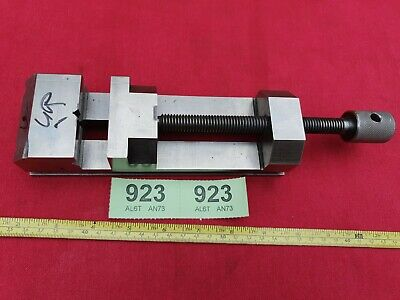 Engineers Drill Press Vice In Exceptionally Good Used Condition High Grade Steel • 75£
