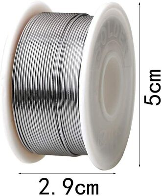 0.8mm Solder Wire For Electrical Soldering Solder Rosin Core Lead Free  • 7.99£