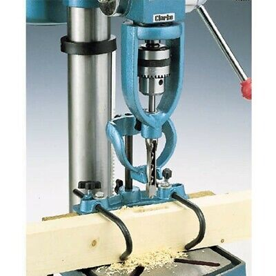 Clarke Mortising Attachment With 4 Mortice Chisels  CMA1B • 37.87£