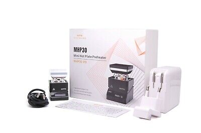 MHP30-PD Mini Hot Plate Preheater Solder Station Tool Kit & PD Plug & Adapter • 95.99£