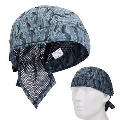Welder Welding Protective Hat Cap Scarf Welder Flame Retardant Cotton Helmet'UK • 6.59£