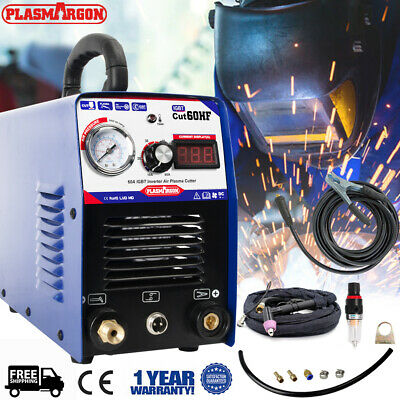 IGBT 60 Amp Air Plasma Cutter HF DC Inverter Cutting Machine Clean Cut 220V • 228.70£