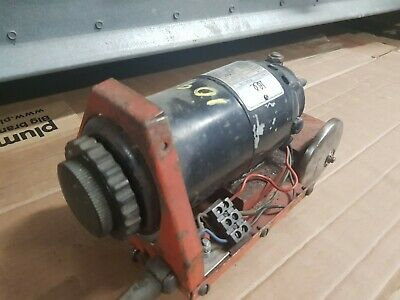 BOC PUG Straight Line Cutter 240v Motor Gearbox Running Gear Carriage Oxy Acety • 75£
