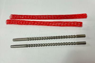WDS HSS Starter Finisher Keyway Broaches 5.2mm DIA P 2.06  AF MS2328/1 MS2328/2 • 48.50£