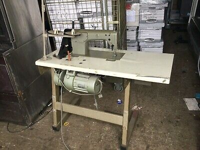 Brother B755 Mark II Industrial Sewing Machine.   Ref  P02/21 • 99£
