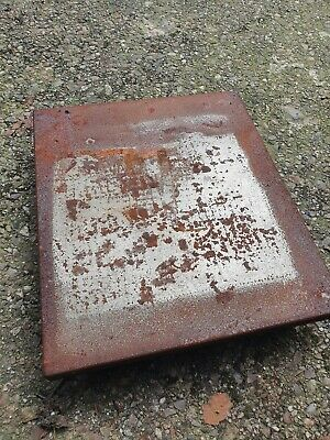 14  × 12  Engineer's Surface Plate • 0.99£