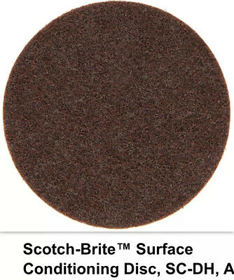 3M Scotch-Brite Surface Conditioning Disc, 5  Inch Diam #8482 (Lot Of 10) NEW • 32.31£