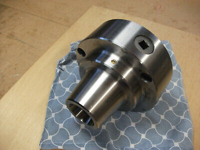 5c Collet Chuck And Key - In Nice/little Used Condition  - Possibly Gloster Tool • 0.99£