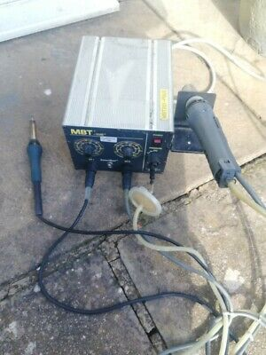 MBT Pace PPS 80AE MTB Soldering / Desoldering Station With Accessories. • 195£