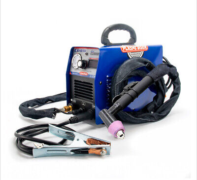 IGBT 60A Air Plasma Cutter Machine DC Inverter HF Start AG60 Torch & 30PCS Kits • 195£