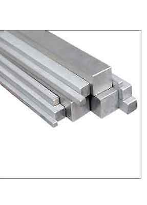 Stainless Steel Square Bar 12mm 16mm 20mm 25mm Many Lengths Available Grade 304 • 11.56£