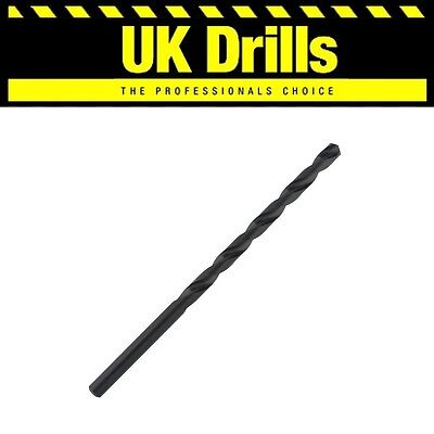Hss Long Professional Drill Bit - Fully Ground Drills - Super Price Drill Bits! • 14.52£