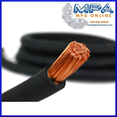 35mm2, WELDING CABLE, BATTERY CABLE, EARTH LEAD • 41.39£