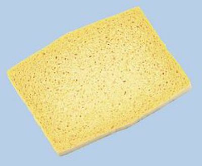 Sheet Of TOP QUALITY SOLDER SPONGE 140mm X 100mm For Soldering Iron Stand • 4.19£