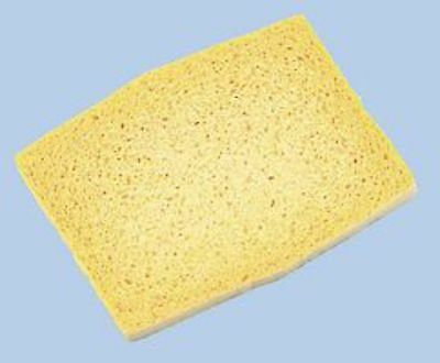 LARGE Sheet Of HQ Soldering Iron Stand Sponge For Metalwork Craft 140mm X 100mm • 5.87£