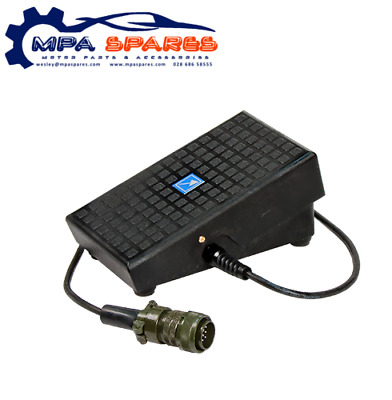 HELVI FOOT PEDAL FOR COMPACT 220 AC/DC (5m, 14 PIN) 99810012 • 393.80£