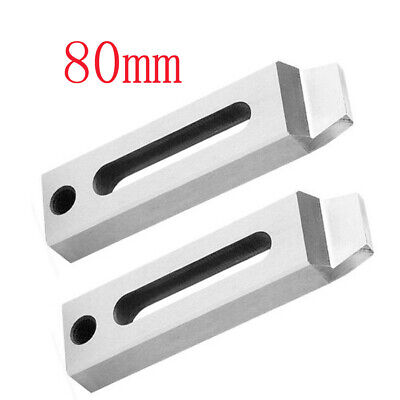 Wire EDM Stainless Jig Holder For Clamp 80x22 M8 Thread CNC Machien Wire Cutter • 25.99£