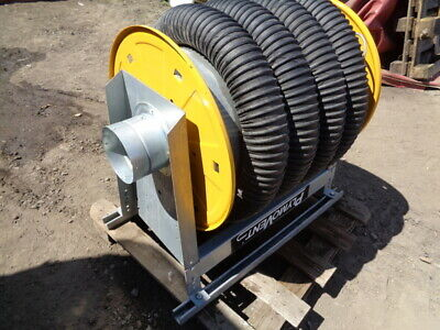 Nederman - New Unused - Extraction  Fan + Hose Reel-   Plymovent  - 3 Phase   • 888£