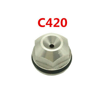 Charmilles Wire EDM C420 Stainless Steel Swivel Nut For Upper Guide 100444744 • 38.99£