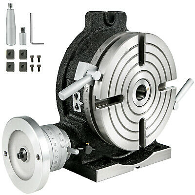Rotary Table HV8 Horizontal Vertical Precision 3MT Milling Drilling Machine • 198.96£