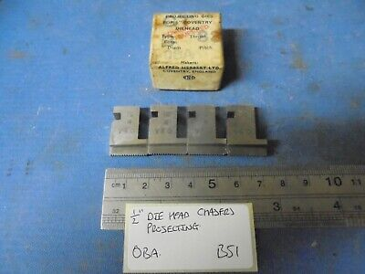 1/2  Coventry Die Head Chasers - Projecting Dies - 0 BA • 14£