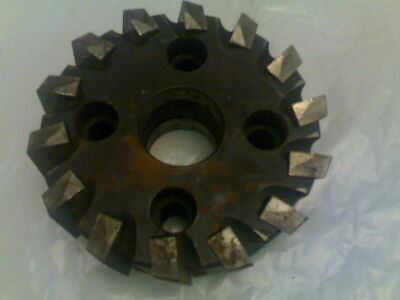 Carbide Face Mill 14 Teeth And Diameter 180 Mm • 246.66£