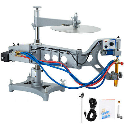 Profiling Gas Cutting Machine Cutter 1750mm Length Adjustable Speed 1800mm Diam • 454.99£