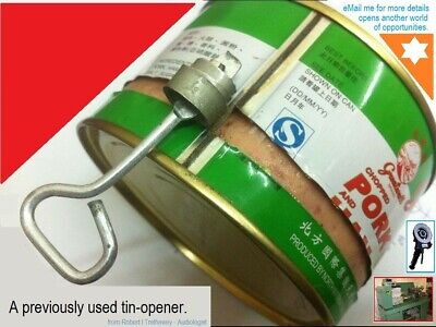 A Very Useful Tin Opener That Opens Up Other Offers • 1.50£