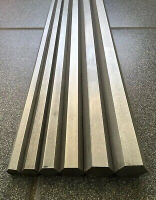 Stainless Steel , 303 ,hexagonal Bar , Whitworth Sizes , 300mm , 600mm , 1200mm • 18.40£