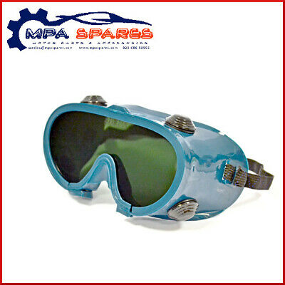 Ski Type Goggles For Oxy/fuel Gas Welding - 5gw Lens With Uv & Ir Protection • 10.80£