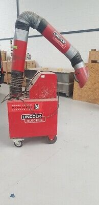 Lincoln Welding Mobile Extractor Unit • 995£