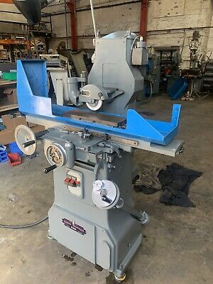 Jones And Shipman 540 Surface Grinder. Beautiful Condition! With Ecpilse Table!  • 3,000£