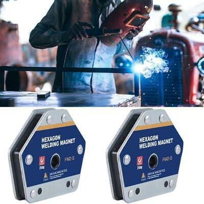 Single Switch Square Magnet On/Off Multi-angle FM2 Welding Magnetic Holder Tool • 14.86£