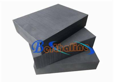 1PC High Purity 99.9% Graphite Sheet Plate 100mm * 100mm * 10mm • 7.86£