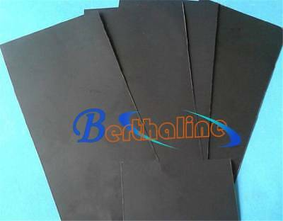 1pcs 99.99% Pure Graphite Electrode Rectangle Plate Sheet 150*50*4mm New • 5.25£
