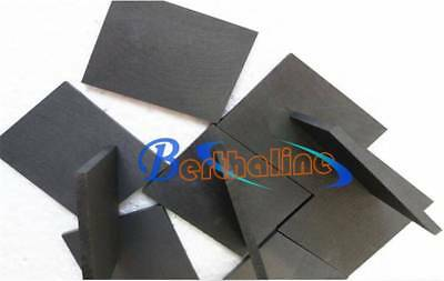 New 5pcs 99.99% Pure Graphite Electrode Rectangle Plate Sheet 50*40*3mm • 5.26£