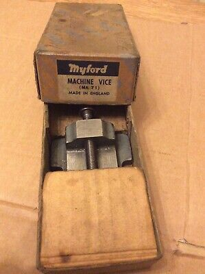 Myford Machine Vice (MA 71) • 36£