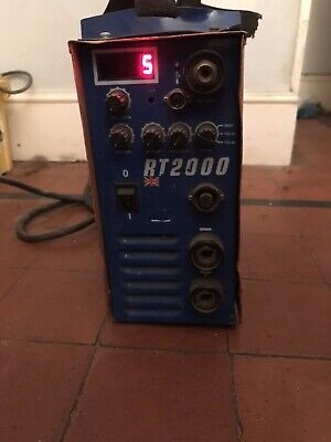 NewArc RT2000 Inverter Tig/Arc Welding 200amp. 110 Volt • 200£