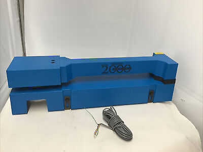 Fabric Measuring Inspection Machine Table Measuring Device. TRUMETER SUPER 2000 • 400£