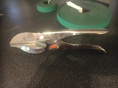 Habasit Belt Cutter, Pollycord Clamp, 20 Mm Belt For Sale • 150£