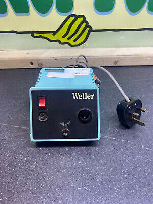 Weller PS-2D 24V Soldering Station BASE TESTED WORKING FREE P&P UK SELLER #B40 • 49.95£