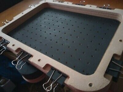 Vacuum Forming Kit A4 Working Area  26 Cm X 18.5 Cm  About 10 1/4 X 7 1/4 Inch • 65.99£