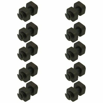 Pack Of 10 Tap Clamp Set For MT-TH-5-12 (JSN 12) Tapping Head Machine Tapping • 200.10£