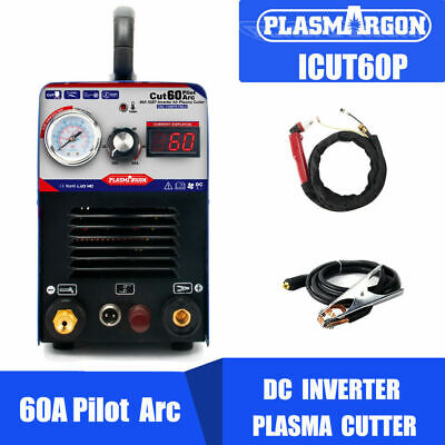 ICUT60/ICUT 60 Pilot Arc CNC Air Plasma Cutter Machine & Free Consumables UK  • 228£